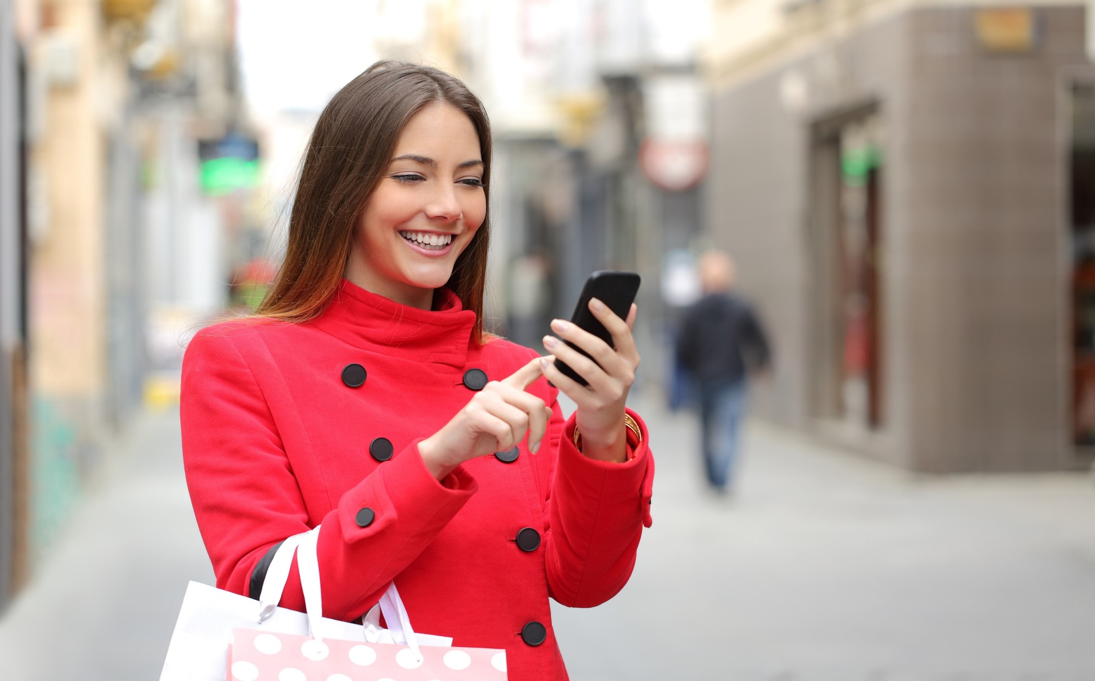 Text based Personal Shopper for 2021